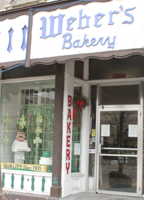 Weber's Bakery to close Saturday