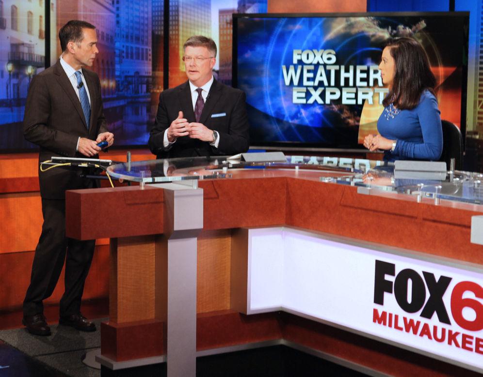 Anchorman: BHS grad leads Milwaukee TV news   Regional news