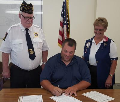 Reedsburg proclaims Aug. 11 American Legion Centennial Day