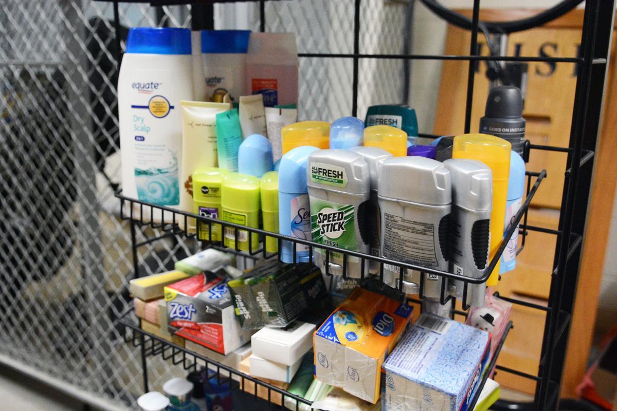 BHS food pantry personal hygiene