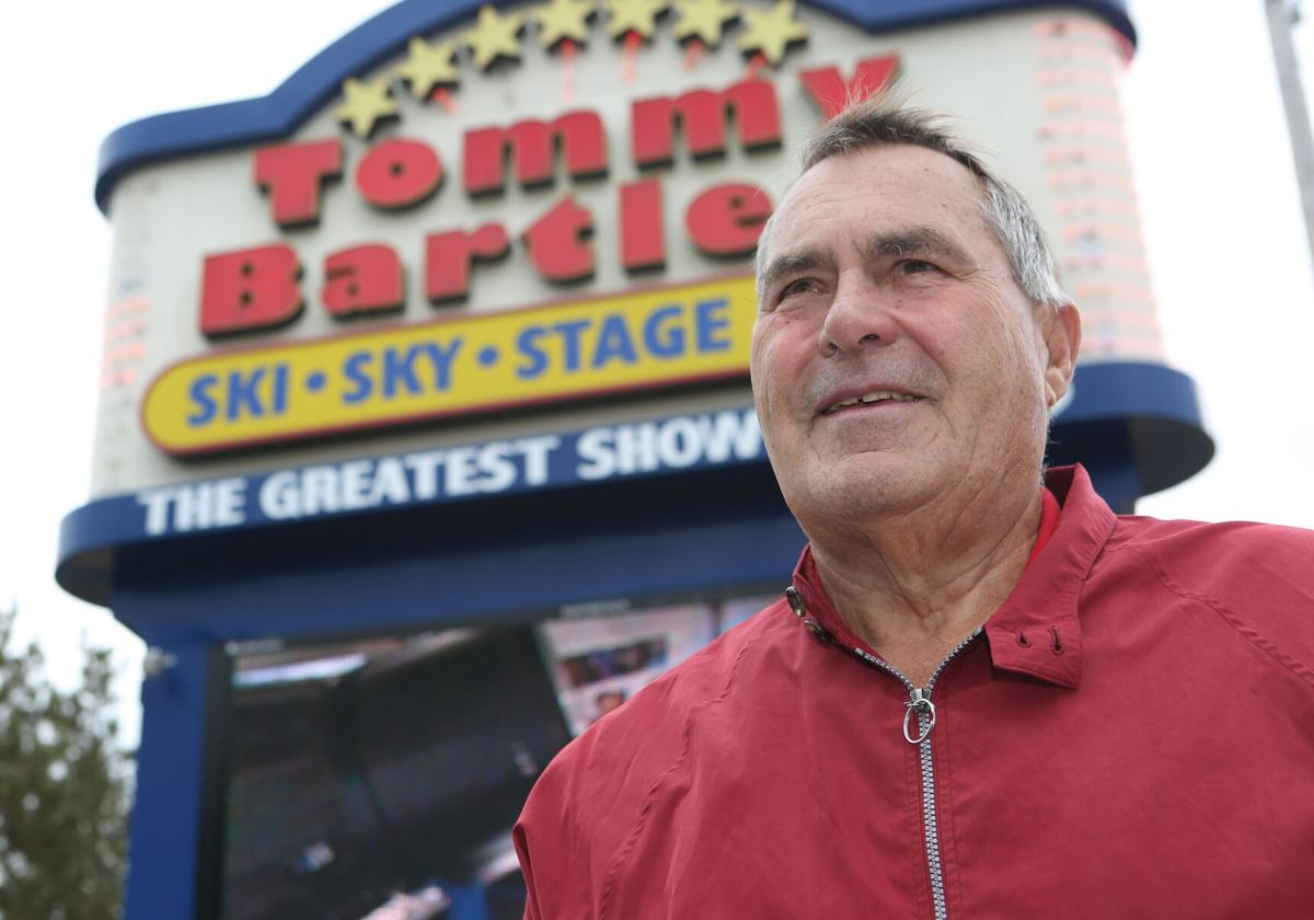 Tom Diehl, Tommy Bartlett Show, 2018
