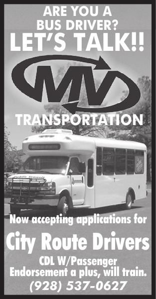 MV Transportation-Route Driver