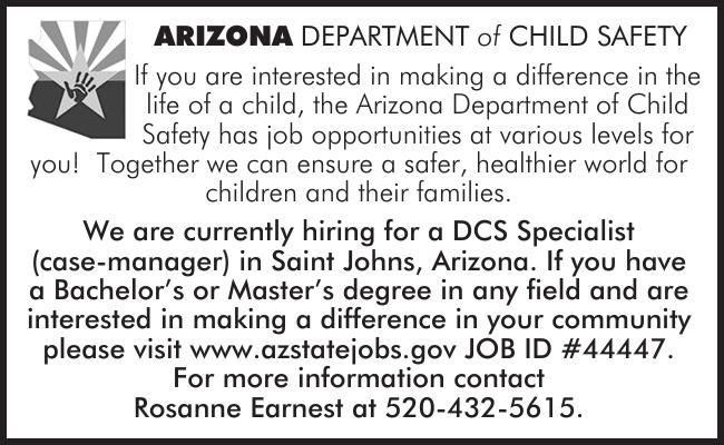 AZ Dept. of Child Safety