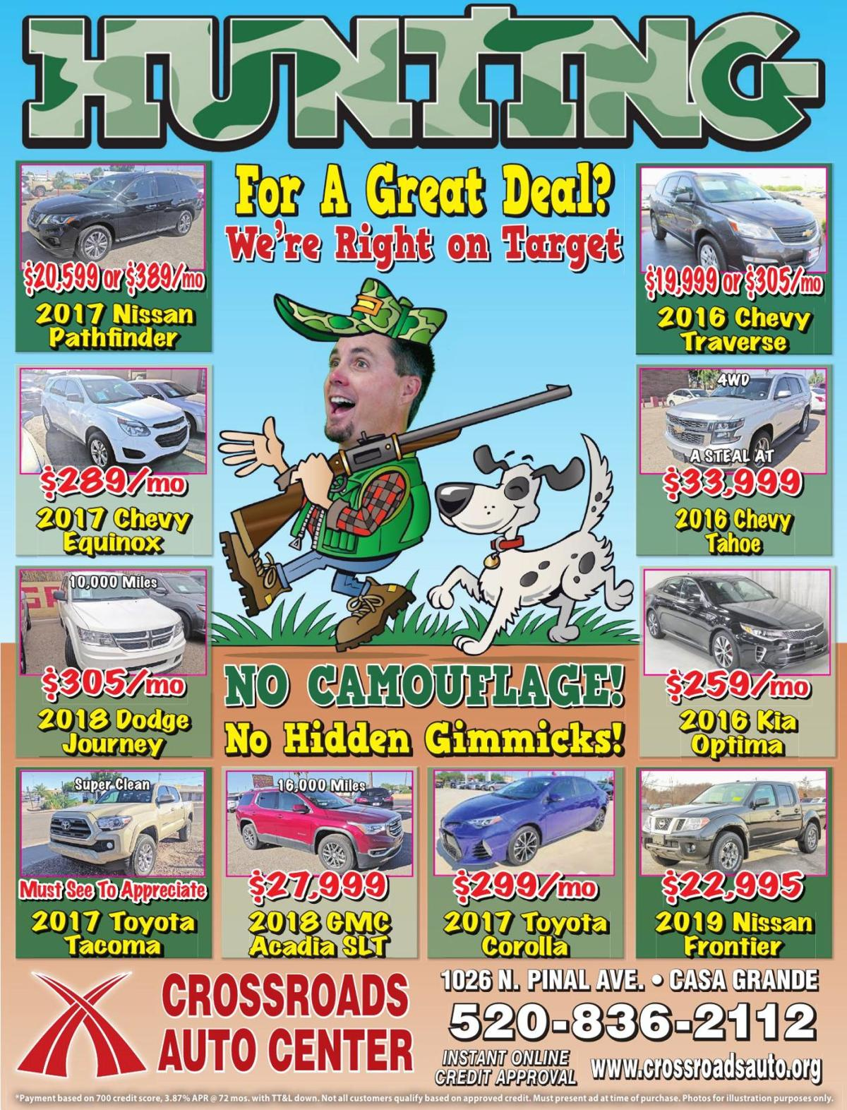 Crossroads Auto Center