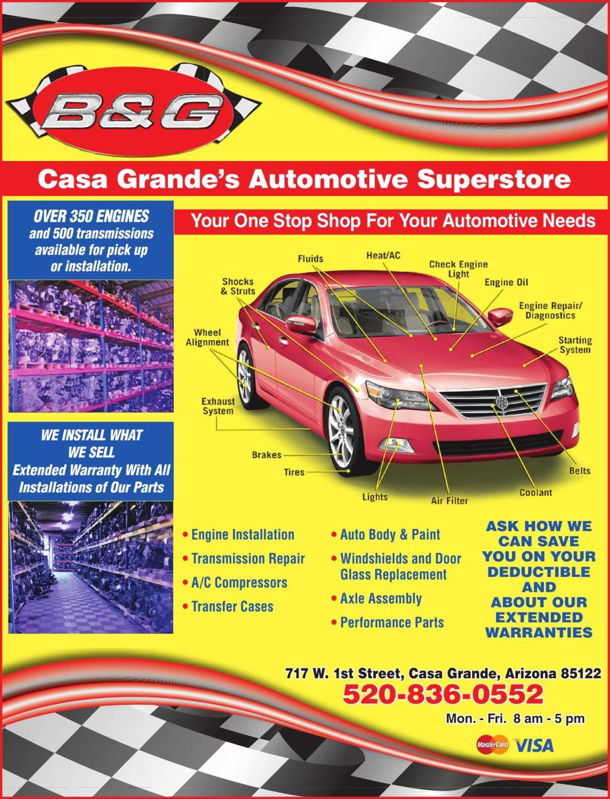 B&G Auto