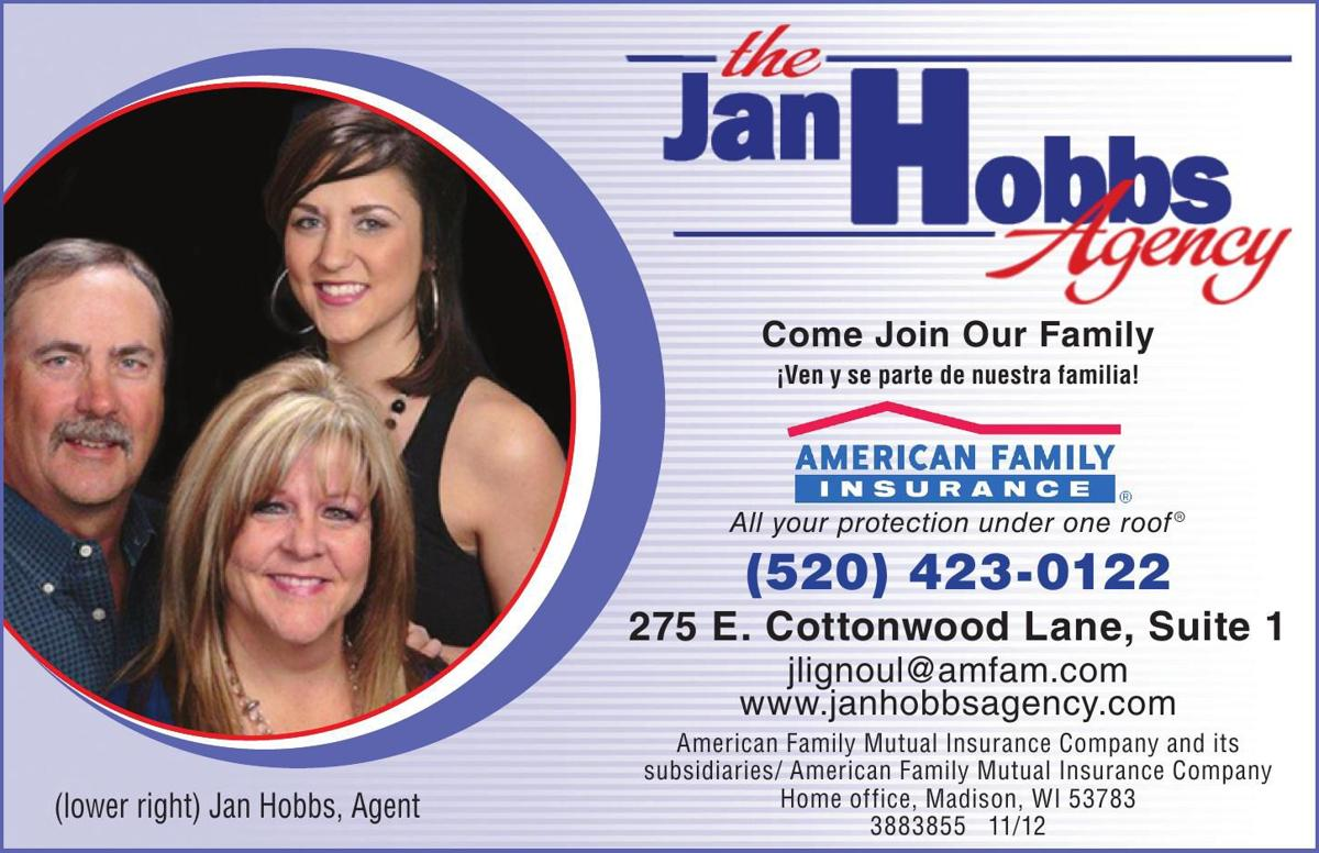 Jan Hobbs - Come Join Our Family