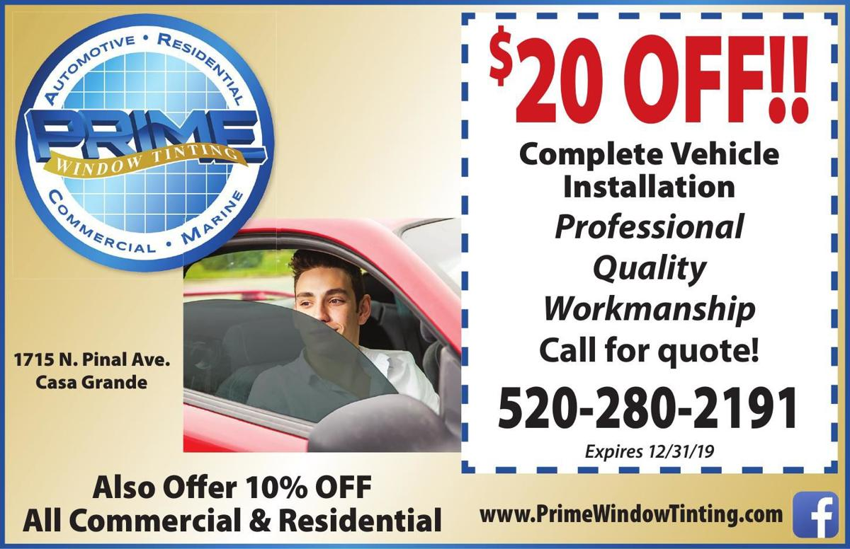 Prime Window Tinting