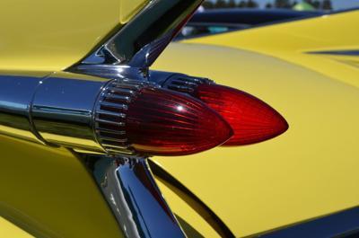 Cruisin' The Rim classic car show