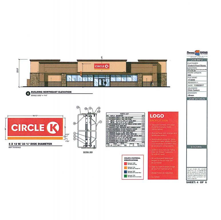 New Circle K Store Coming To Show Low