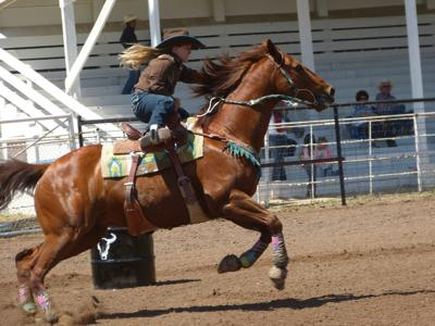 Round Valley Roundup Junior Rodeo