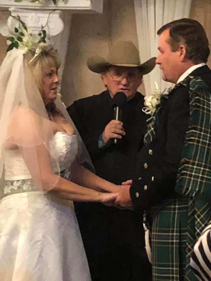 Wedding Officiates Butch Gunnels