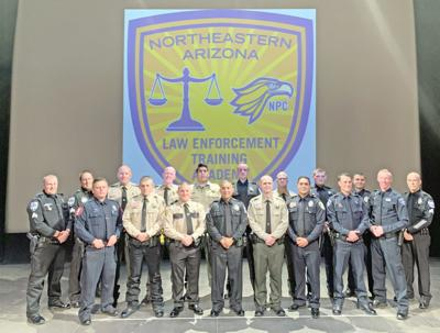 Thirteen certified as peace officers after completing 21-week academy