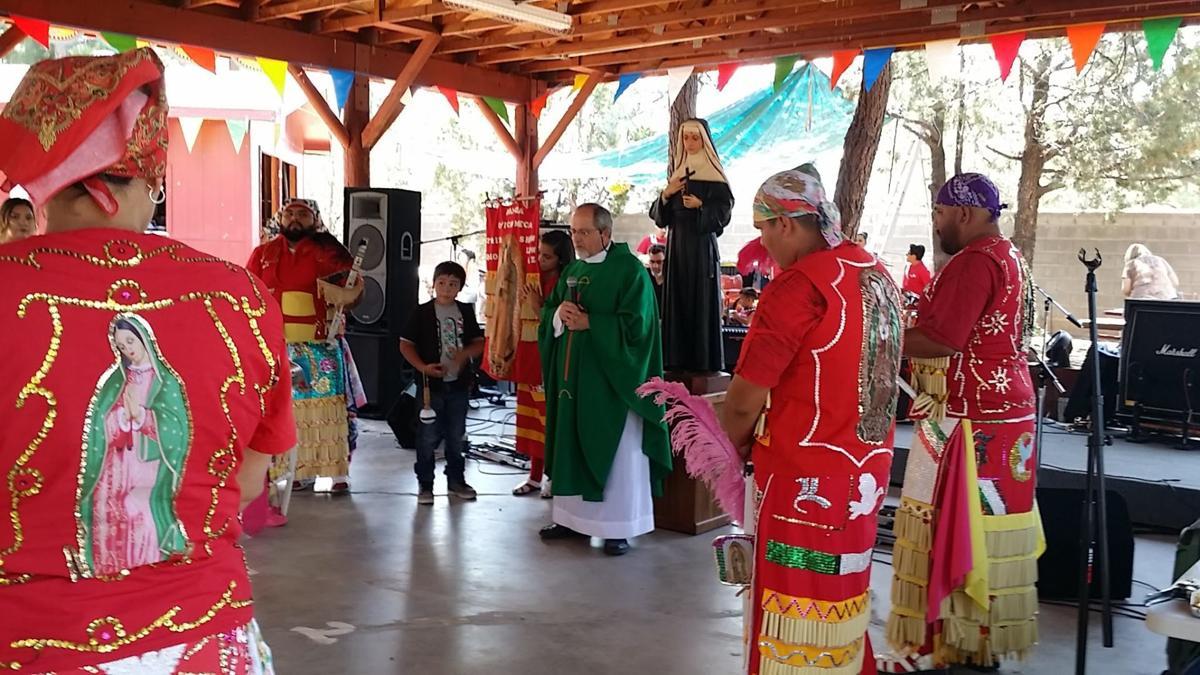 St. Rita's Fiesta - dancers 2
