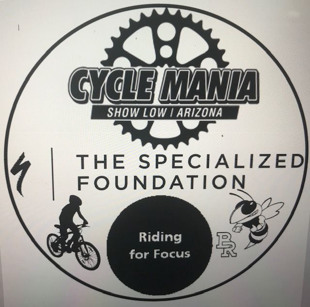 "Blue Ridge Junior High Students are ""Riding For Focus"""