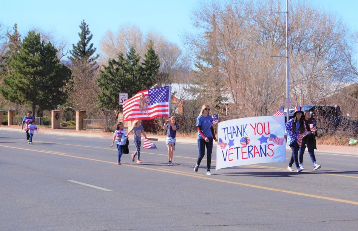 2019 Veterans Day - Round Valley