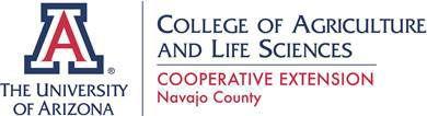 Navajo County Extension logo