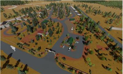 Proposed RV park