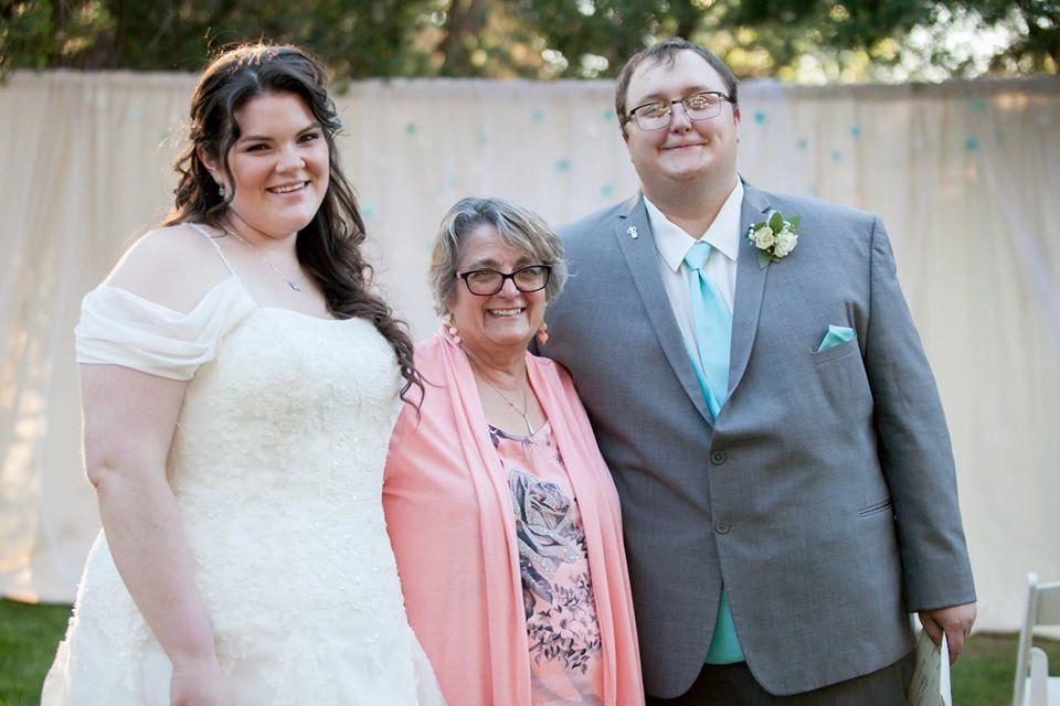 Wedding Officiates Anna Ash