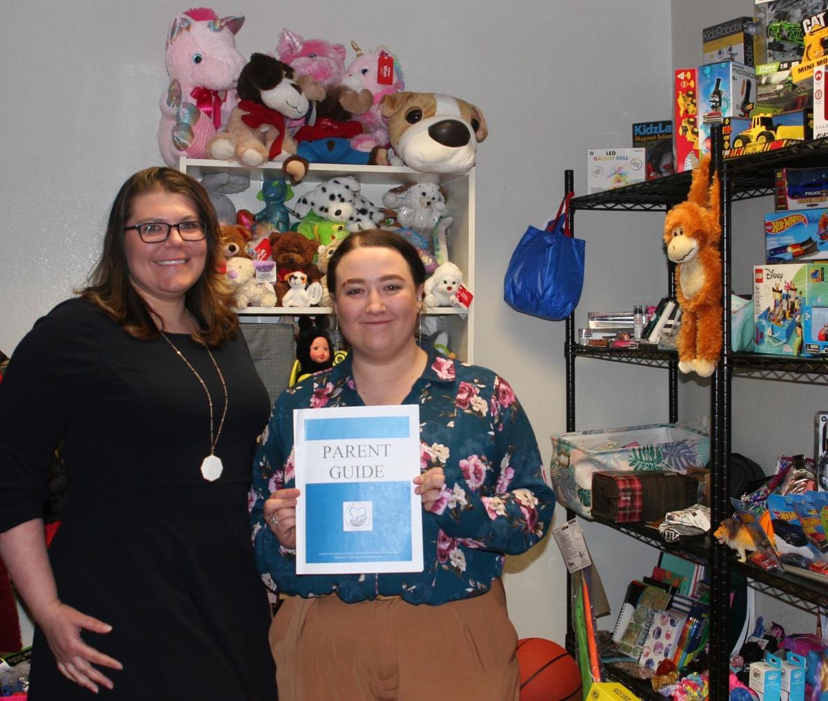 Family Advocacy Center staff