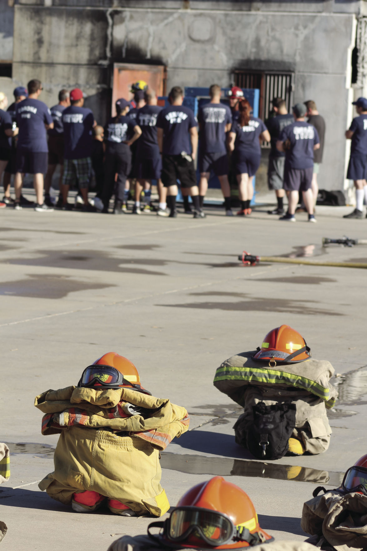 Area Firefighters Receive Critical Training At Arizona State Fire