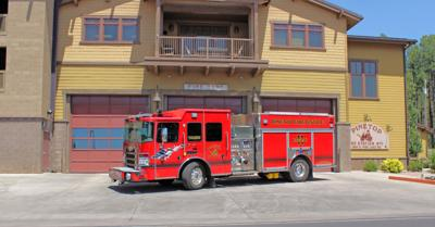 Pinetop Fire District holds open house