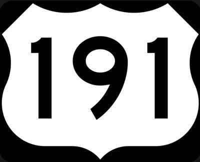 Highway 191