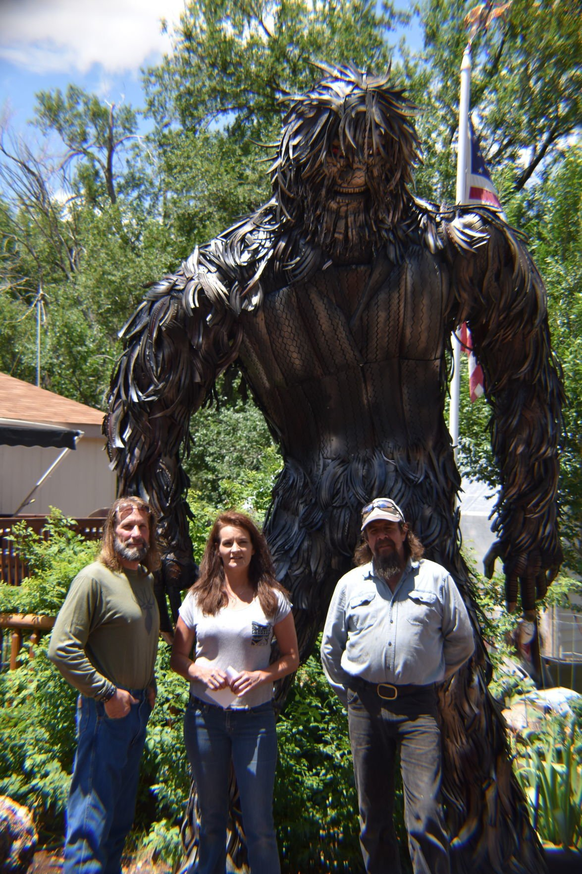 Bigfoot creators