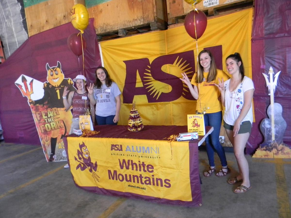 Sun Devil Send-Off Party