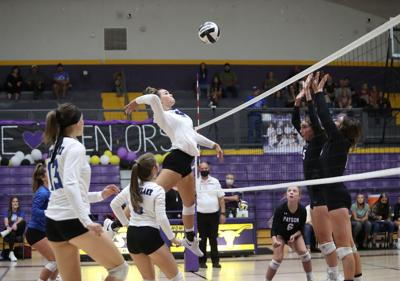 Lobos beat Payson in straight sets