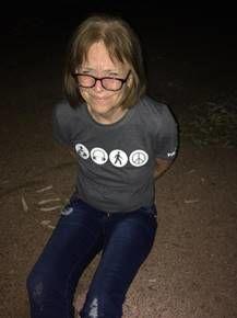 Susan Barksdale captured
