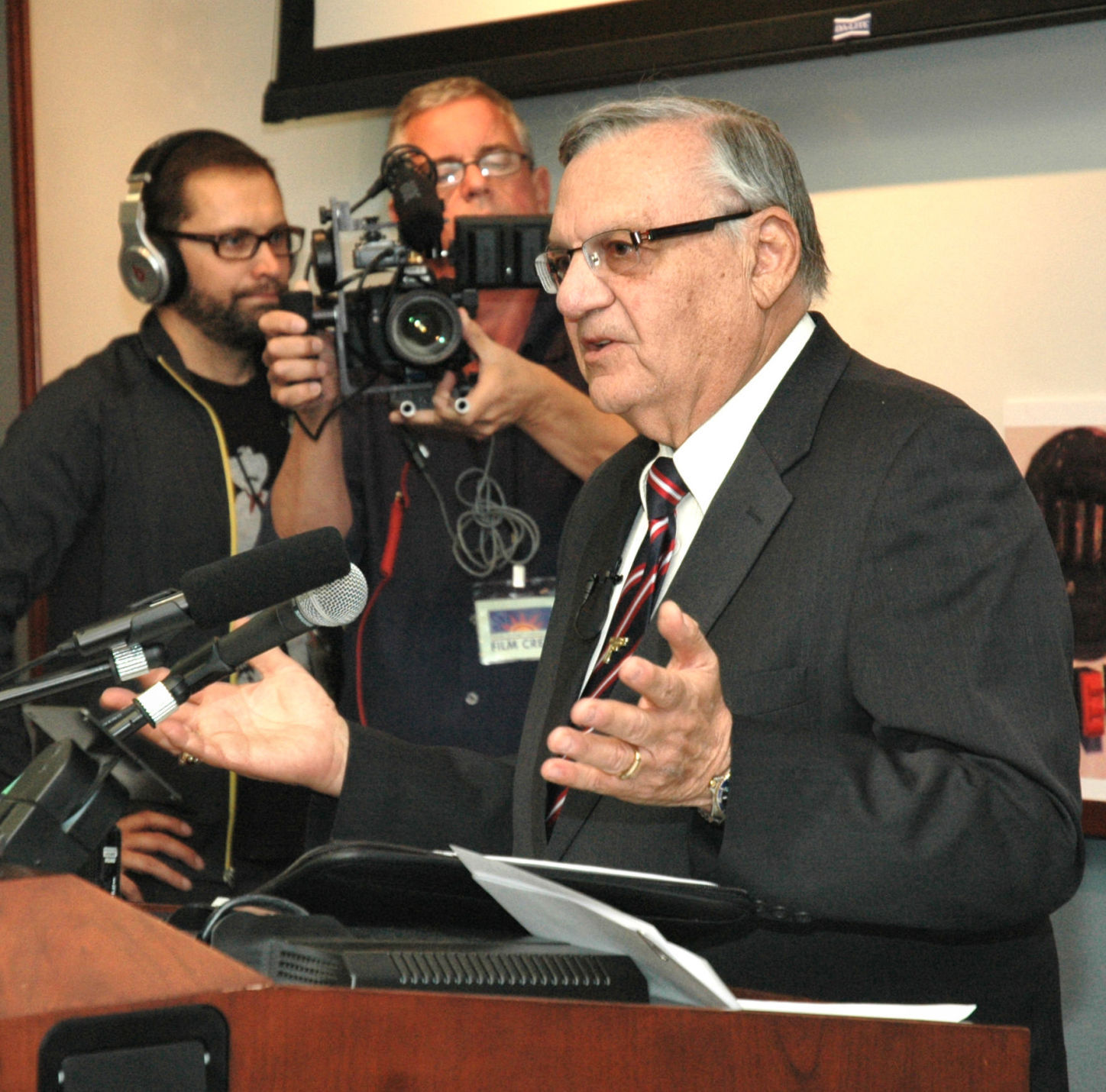 The Arpaio Pardon: Ugly but Constitutional