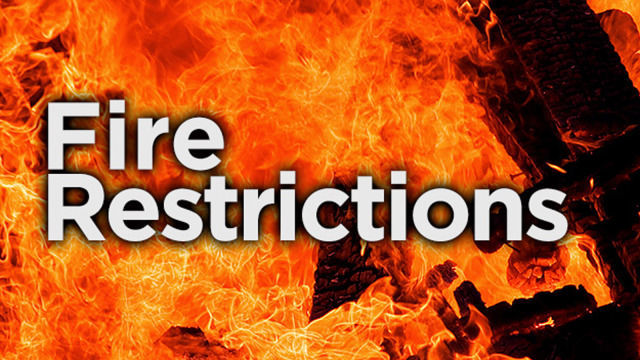 Image result for stage III fire restrictions image