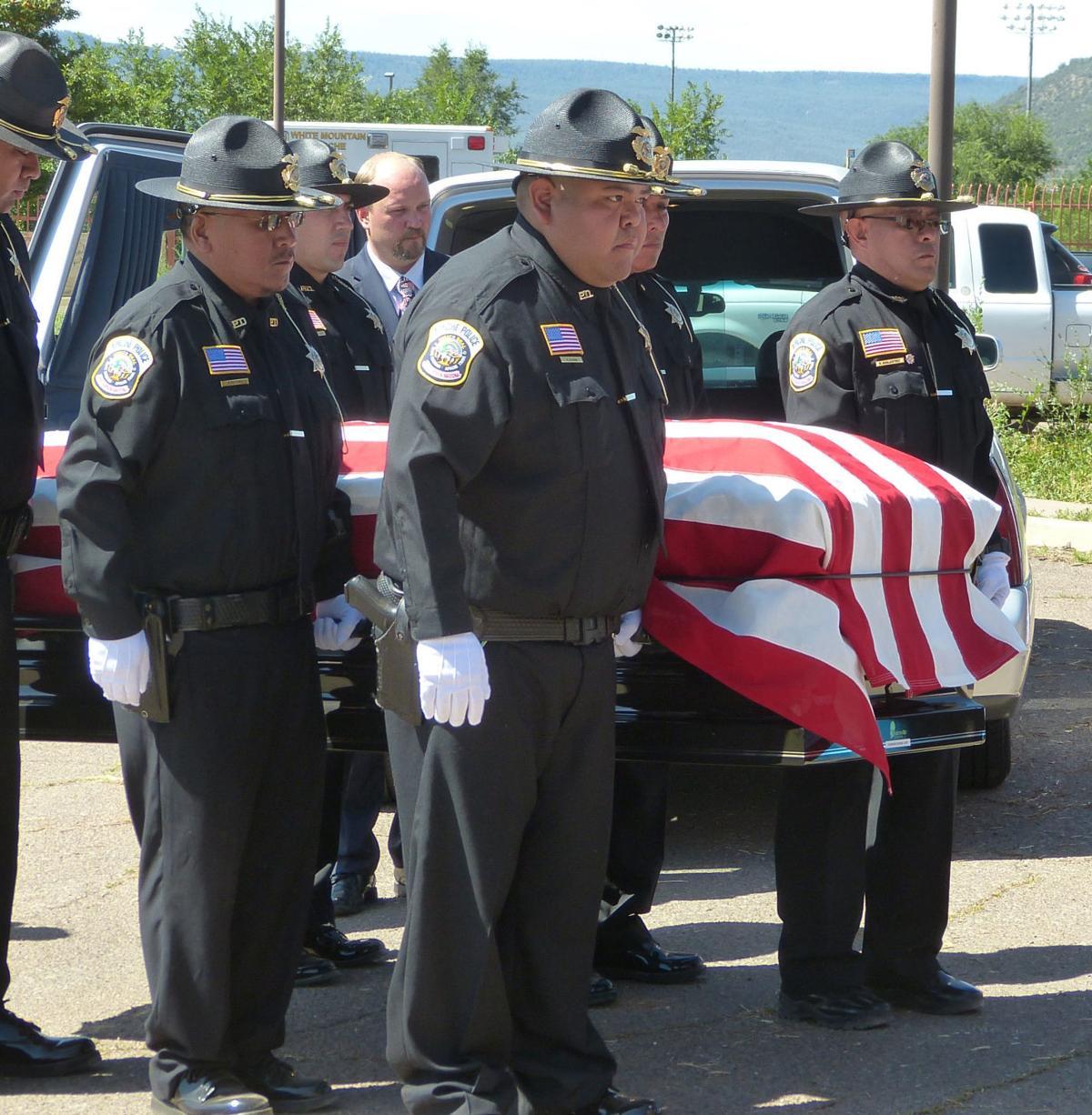 Lupe casket