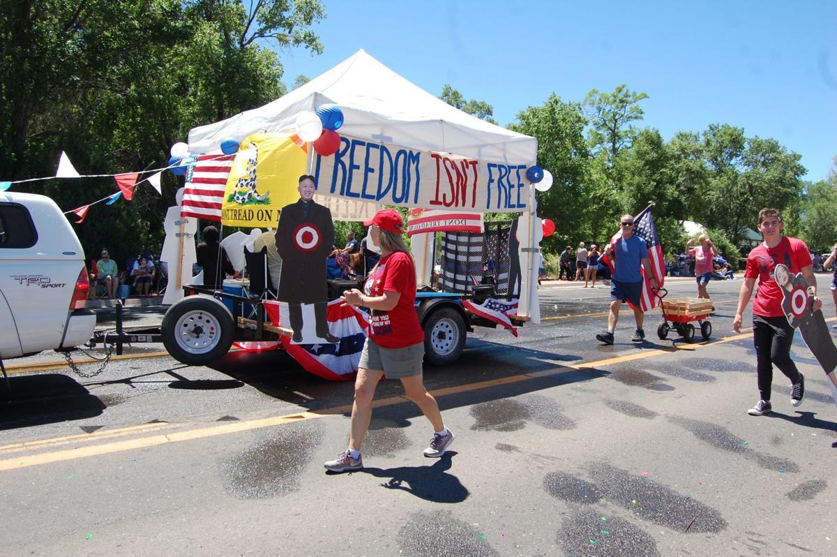 Freedom isnt Free float