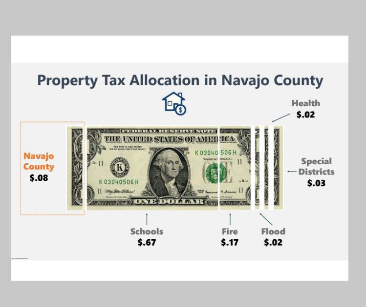 Who gets property tax?