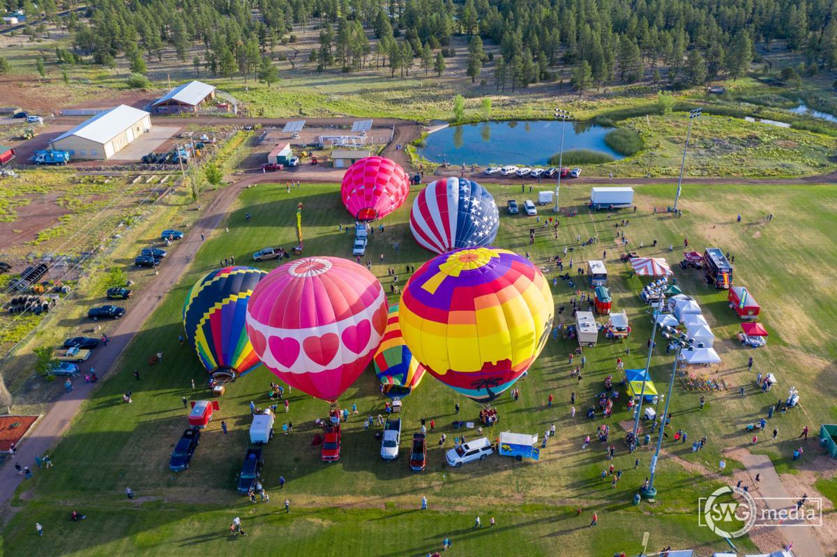 White Mountains Balloon Festival 2020