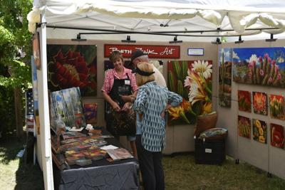 Arts & Craft Festival at The Orchard at Charlie Clark