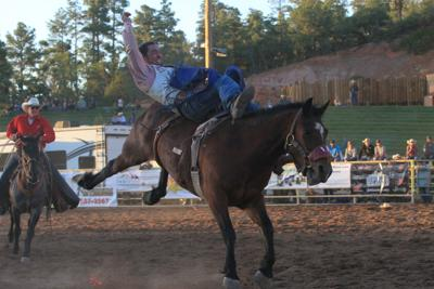 Rodeo frenzy on tap July 4-6