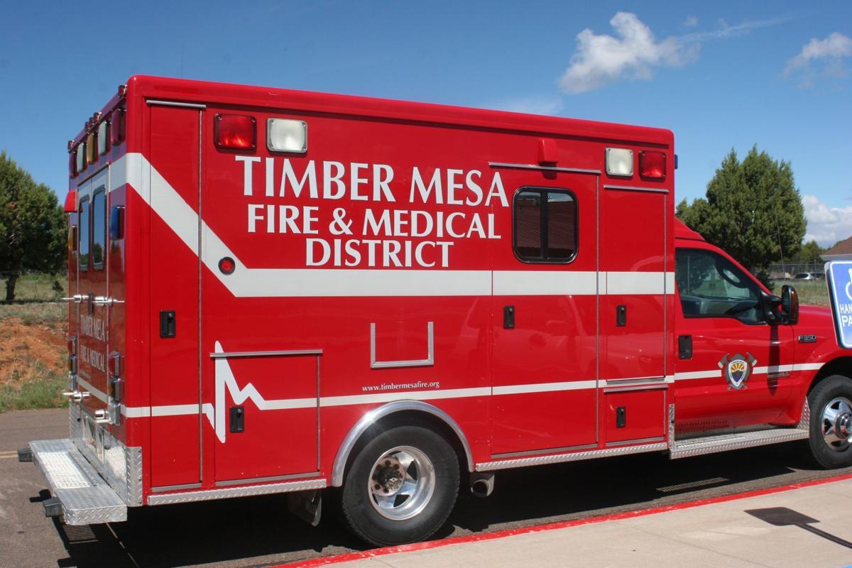 Timber Mesa crews tested