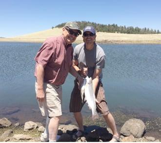 White Mountain Fishing Report | Go Fishin' | wmicentral com