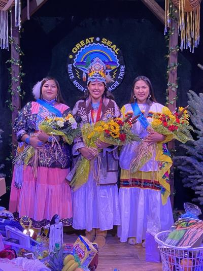 It was a virtual crowing for the 68th White Mountain Apache Queen