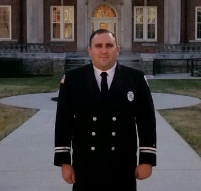 Timber Mesa Fire Officer - Capt. Taber Heisler