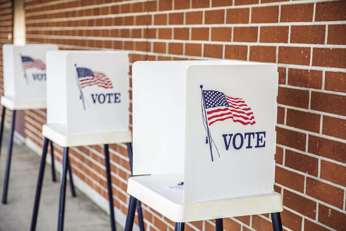 Apache County voters will decide several county-wide offices in primary - voting boxes