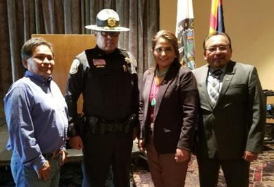 New WMAT chief of police is law enforcement veteran
