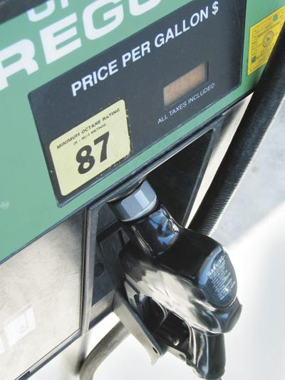 Local gasoline prices hit record lows