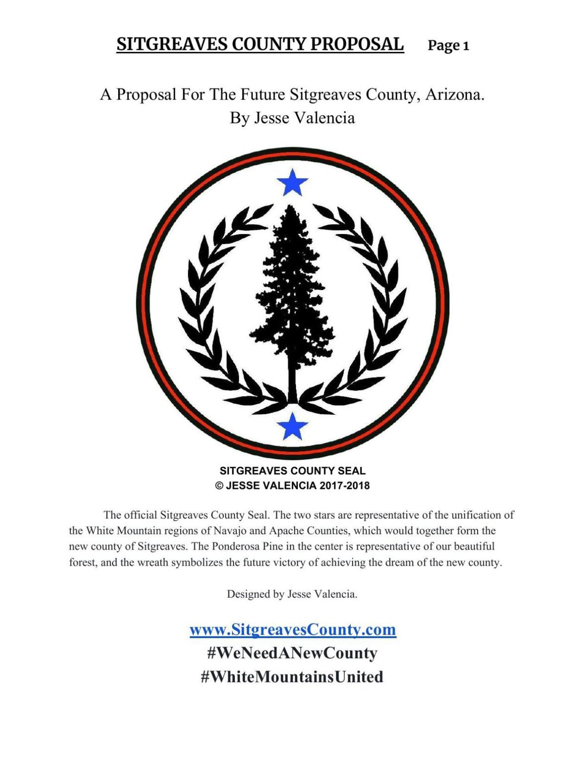 Sitgreaves County proposal