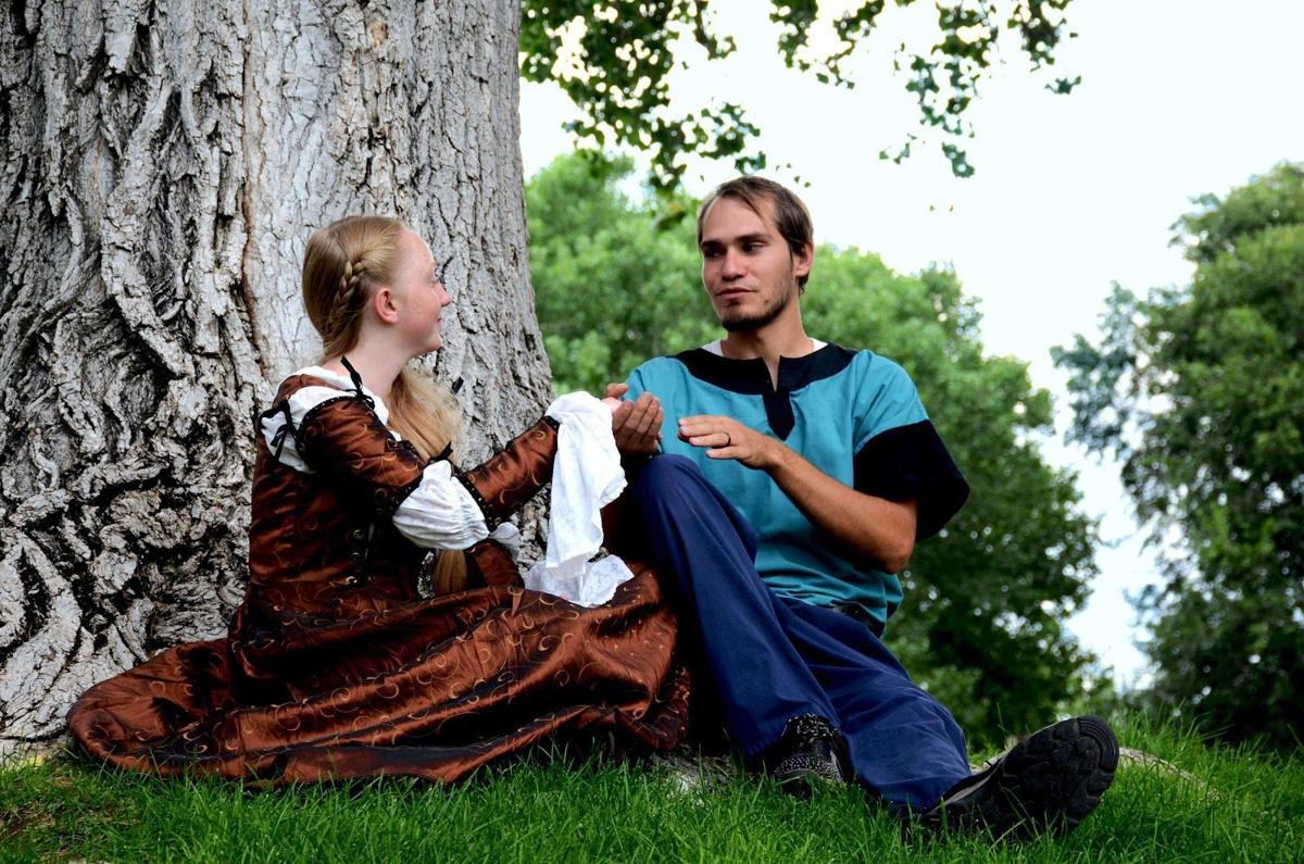 Shakespeare scene photograph