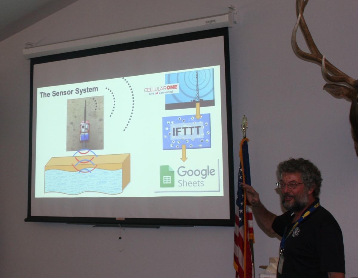 BR student designs circuit board for regional sensors