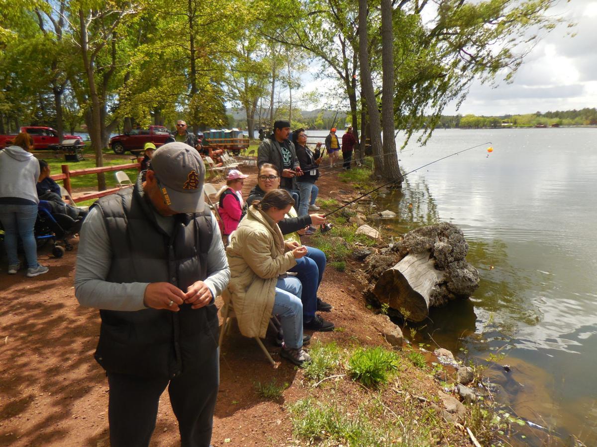 Annual fishing jamboree