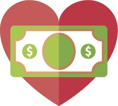 Heart and funds image
